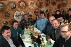 Christbaumversteigerung der SG zum Scheuchenberg e.V