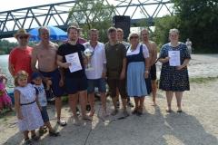 Fischerfest mit Fischerstechen der CSU Donaustauf