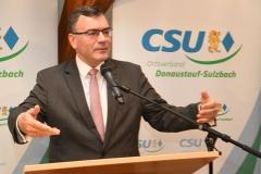 Neujahresempfang der CSU-Donaustauf-Sulzbach am 19.01.2020