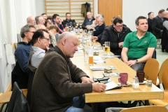 Vorstellung der CSU-Kandidatinnen und Kandidaten im Sportheim Sulzbach
