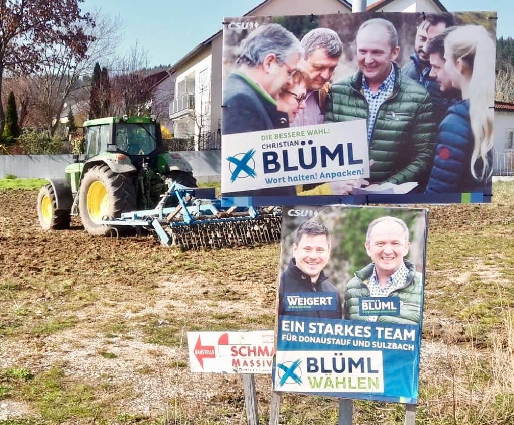 Kommunalwahl 2020 Donaustauf