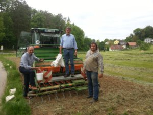Beitrag zur Artenvielfalt in Donaustauf-Sulzbach
