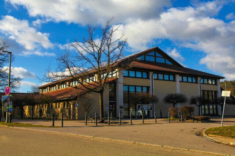 Sporthalle Donaustauf